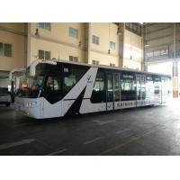 Wholesale Aluminium Body 14 Seat 112 passengers capacity airport apron bus from china suppliers
