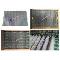 FLC2000 Shale Shaker Screen With Durable Quality For Drilling Solids Removal