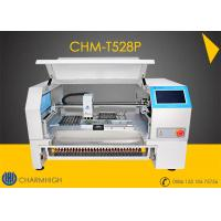 Buy cheap CHMT528P 28 feeder 2 Heads Auto Calibrate Mark2 Benchtop Advanced SMT Chip Mounter Vision + Yamaha Feeder from wholesalers