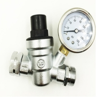 Buy cheap Lead Free Copper Stainless Steel Pressure Regulator from wholesalers