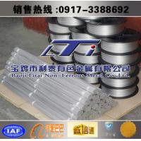 China Titanium wire  Gr.1 Gr.2 Gr.5 Gr.7 Gr.9 Titanium alloy wire Titanium Welded Wire on sale