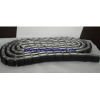 Buy cheap guaranteed 100% low price high quality Conveyor chain for chinese edging machine, spare parts for glass macine from wholesalers
