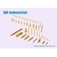 Wholesale China Supplier Factory Direct Sell OEM ODM Single Head Double Ended Srping Load Pogo Pin Connector from china suppliers