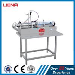 Buy cheap Full Pneumatic Semi Automatic Liquid Soap Detergent Filling Machine from wholesalers