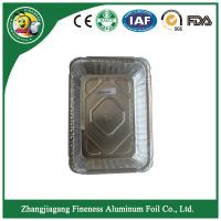 Buy cheap aluminum foil containers  with lid For Food  kitchen Packaging from wholesalers