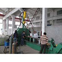Buy cheap 4 KW  AC 16 meters light pole shut-welding machine full automatic from wholesalers