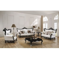 Buy cheap Newest Furniture Living Room Leather Sofa Sets for House Classical Design Antique Living Room Furniture from wholesalers