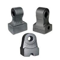Buy cheap high manganese steel casting hammer crusher spare parts crusher hammer mill from wholesalers