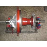 Buy cheap Robust Design Turbo Spare Parts , Turbocharger Shaft High Efficiency Radial Flow product