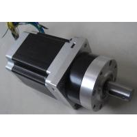 Buy cheap Planetary gearbox Geared nema 34 stepper motor hi density stacks of stator from wholesalers