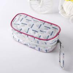 Buy cheap Light Weight PVC Shopping Bag With Zip / Economical Fashion PVC Zipper Bag from wholesalers