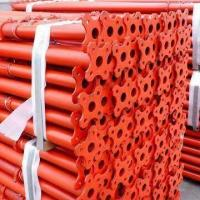 Adjustable Steel Pipes with Casting Iron Nut and Solid iron Handle Manufactures