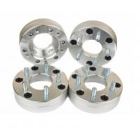 Buy cheap Silver Car Wheel Spacers 15 Mm , 2 Inch Wheel Spacers For Pickup Truck Suv from wholesalers