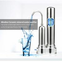 Wholesale Countertop Water Purification Systems With Korea Nano Ceramic Balls Water Filter from china suppliers