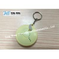 Buy cheap Yellow bus keypress holder with custom sound, heat transfer printing logo from wholesalers