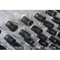 OD1.5'' A192  seamless Heat Exchanger Fin Tube For boiler / air cooler Manufactures