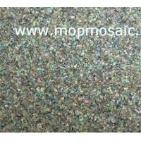 Buy cheap Crushed Abalone Laminate Sheet - 9-1/2 x 5-1/2 x .06 from wholesalers