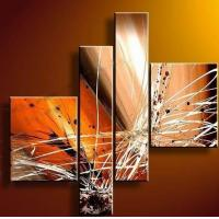 Buy cheap home decorating painting,High Quality 100%Hand-painted decorative abstract oil painting on canvas,oil painting wholesale from wholesalers