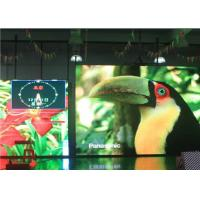 Buy cheap Highlight Full Color P6 Led Digital Display Board , Outdoor Led Video Display High Contrast from wholesalers