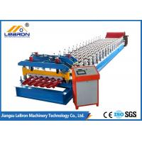 Buy cheap Factory directly supply Color Steel Glazed Tile Roll Forming Machine CNC Control Automatic 2018 new type from wholesalers