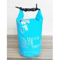 Wholesale Light-Weight Tarpaulin PVC 2L Waterproof Dry Bags , Rolling-top  Dry Tube Bag from china suppliers