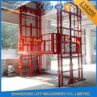 Buy cheap Construction Material Handling Warehouse Elevator Lift 2 T Loading Capacity from wholesalers