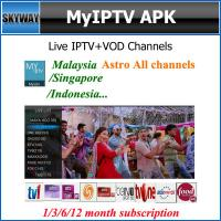 MyIptv/IPTVSO APK, Malaysia Astro all channel/Singapore/Indonesia