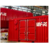 Buy cheap 3D Design Skid Mounted Fire Pump For Outdoor Containerised Fire Fighting from wholesalers