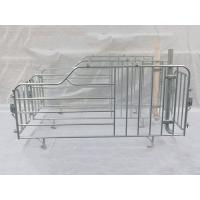 Buy cheap High quality cheap price automatic farrowing crate for pigs sow sty farming equipment for sale from wholesalers