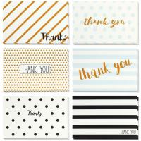Buy cheap Blank Note Thanks Greeting Card / Personalized Greeting Cards Colorful Design from wholesalers