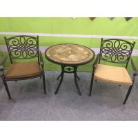Buy cheap patio cast aluminum furniture-4031 from wholesalers