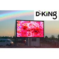 Wholesale Event P10 Flexible LED Screen Perimeter Advertising Boards , Flex LED Display from china suppliers