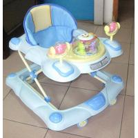 Buy cheap Folding Adjustable Position Baby Walker from wholesalers