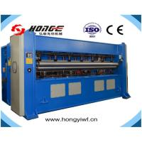 6m Double Board Needle Punching Machine High Performance Customized Needle Density Manufactures