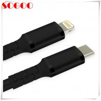 Buy cheap Quick Charging Custom Lightning Cable Type C To C94 Connector For Apple IPhone MAC from wholesalers