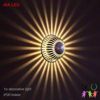Round AC86-265V,50-60Hz IP20 LED wall light /LED decorative lamp for pub Manufactures