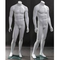 Quality Hot selling plastic male headless mannequin MH-1 SKIN for sale
