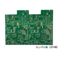 Buy cheap White Silkscreen 94V0 Fr4 PCB Board for Security Camera Display Devices from wholesalers