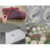 Buy cheap Silicone fiberglass steamer edge pad from wholesalers