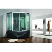 Buy cheap Monalisa M-8214 grey computerized intelligent steam room with shower steam enclosure control panel shower room from wholesalers