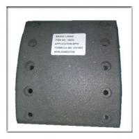 Buy cheap Semi-metal asbestos free brake lining WVA19032, brake parts,brake liner,brake product