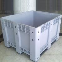 Buy cheap Plastic Pallet Bin Box For Cargo Fruits Vegetables Plastic Storage Box from wholesalers