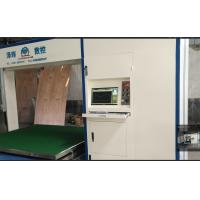Wholesale Horizontal Type CNC Contour Sponge Different Shape Cutting Machine For Pillow and Toys from china suppliers