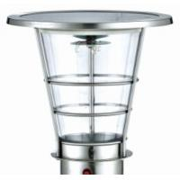 Professional Solar Outdoor Lamp Post Light For Garden , 1.2w Led Lawn Lights Manufactures