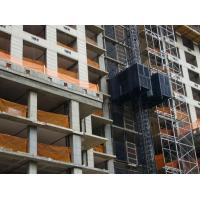 Buy cheap Efficient Building Material Hoist High Stability Strong Carry Capacity from wholesalers