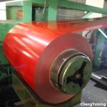 Buy cheap Outdoor Building Material Coated Aluminum Coil , PET Film Laminated Coil Coated Aluminium from wholesalers