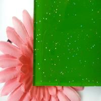 Buy cheap green Lacquered glass customed size for Cupboard from wholesalers