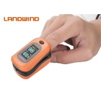 Buy cheap FDA Oxygen Saturation Detector OLED Finger Pulse Oximeter PC-60B1 from wholesalers
