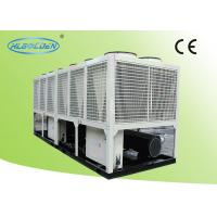 Hot Water Air Sourced Heat Pump Air Cooled Chilled Water System Manufactures