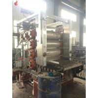 1000 kg/H Alloy Chilled Cast Iron Roll Five Roll Casting Calender For Pvc Calendering Process Manufactures